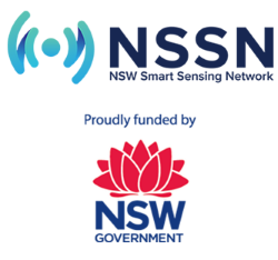 New South Wales Smart Sensing Network Logo