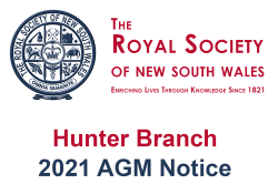 Hunter AGM Notice